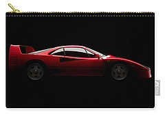 Ferrari F40 - Side View Carry-all Pouch