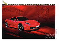 Ferrari F430 Carry-all Pouch by Joel Witmeyer