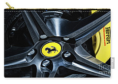 Ferrari Wheel I Carry-all Pouch