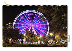 Ferris Wheel At Centennial Park 1 Carry-all Pouch