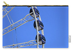 Ferris Wheel At Navy Pier, Chicago No. 1 Carry-all Pouch