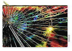 Ferris Wheel, Grand Roue Carry-all Pouch
