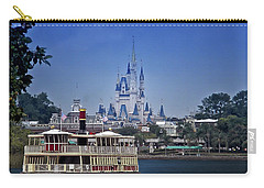 Ferry Boat Magic Kingdom Walt Disney World Mp Carry-all Pouch