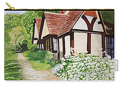 Ferry Cottage Carry-all Pouch