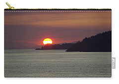Ferry Sunset Carry-all Pouch