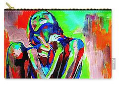 Fervidly Carry-all Pouch by Helena Wierzbicki