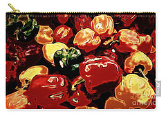 Festival Of Peppers Carry-all Pouch