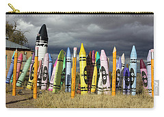 Festival Of The Crayons Carry-all Pouch