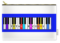 Fetal Records Logo Carry-all Pouch