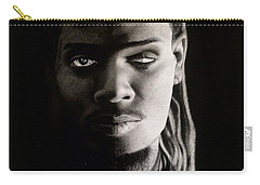 Fetty Wap Drawing Carry-all Pouch