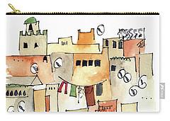 Fez Medina 2017 Carry-all Pouch