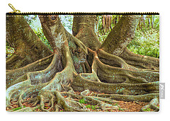 Ficus Roots Carry-all Pouch
