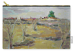Field In Virginia Carry-all Pouch
