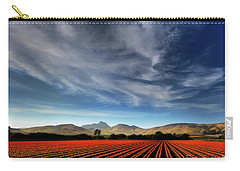 Field Of Color Carry-all Pouch