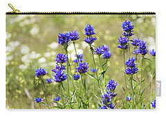 Carry-all Pouch featuring the photograph Field Of Dreams by Chad Dutson