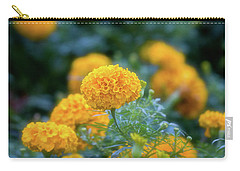 Field Of Gold Carry-all Pouch