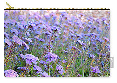 Field Of Lavendar Carry-all Pouch