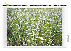 Field Of Queen Annes Lace Carry-all Pouch