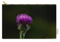 Field Thistle Carry-all Pouch