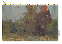Fields Edge In Autumn Carry-all Pouch