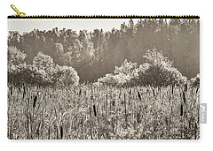 Fields Of Bulrush Carry-all Pouch