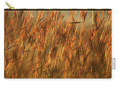 Fields Of Golden Grains Carry-all Pouch
