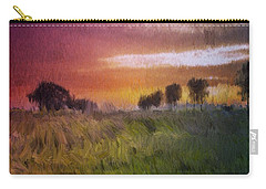 Fields Of Green Carry-all Pouch