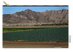 Fields Of Yuma Carry-all Pouch