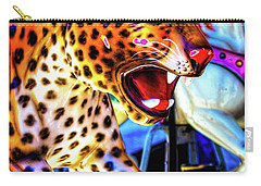 Fierce Cheetah Carry-all Pouch