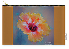 Fiesta Hibiscus II Carry-all Pouch