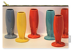 Fiestaware Bud Vases Carry-all Pouch