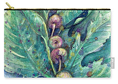 Figful Tree Carry-all Pouch by Ashley Kujan