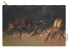 Fighting Stags I. Carry-all Pouch