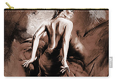 Figurative Art 007b Carry-all Pouch by Gull G