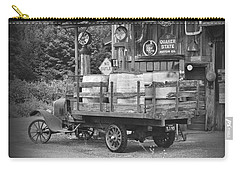 Fill Er Up          B And W Carry-all Pouch