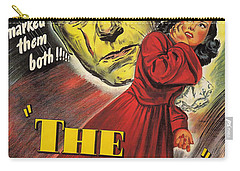 Film Noir Poster  The Scar Carry-all Pouch