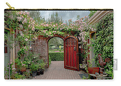 Filoli Garden Entrance Carry-all Pouch