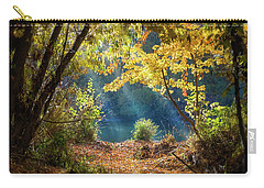 Filtered Light 3 Carry-all Pouch