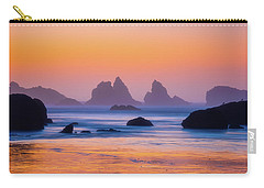 Carry-all Pouch featuring the photograph Final Moments by Darren White