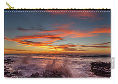 Final Sunset Of 2016 Carry-all Pouch