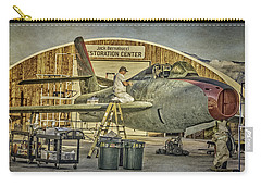 F-84f Thunderstreak Final Touches  Carry-all Pouch