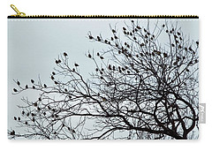 Finches To The Wind Carry-all Pouch