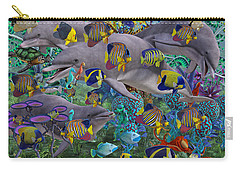 Find The Sea Dragon Carry-all Pouch by Betsy Knapp