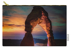Finding Heaven Carry-all Pouch by Darren White