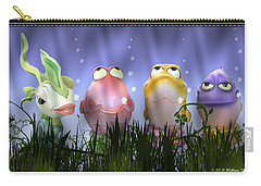 Finding Nemo Figurine Characters Carry-all Pouch