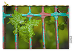Carry-all Pouch featuring the photograph Finding The Light by Fran Riley