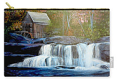 Finding The Living Waters Original Carry-all Pouch