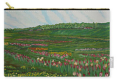 Finding The Way To You - Spring In Emmental Carry-all Pouch