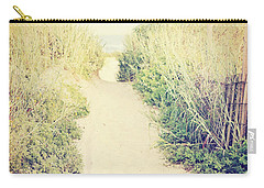 Carry-all Pouch featuring the photograph Finding Your Way by Trish Mistric