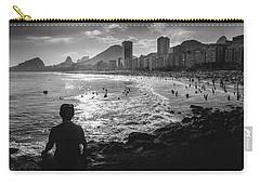 Fine Art Copacabana Rio De Janeiro, Brazil Carry-all Pouch